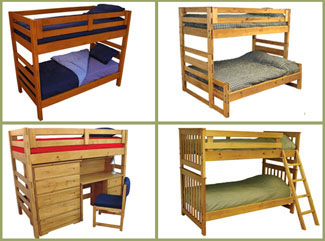 Bunkbed of all Sizes.