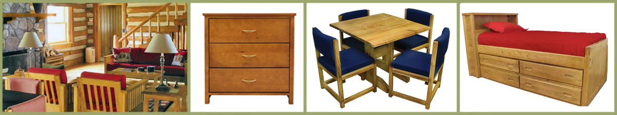 Crate Style Furniture