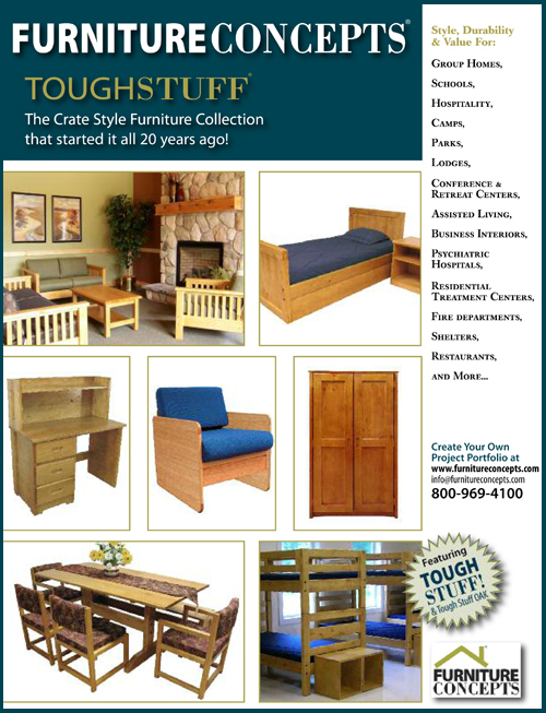 Tough Stuff Furniture Catalog