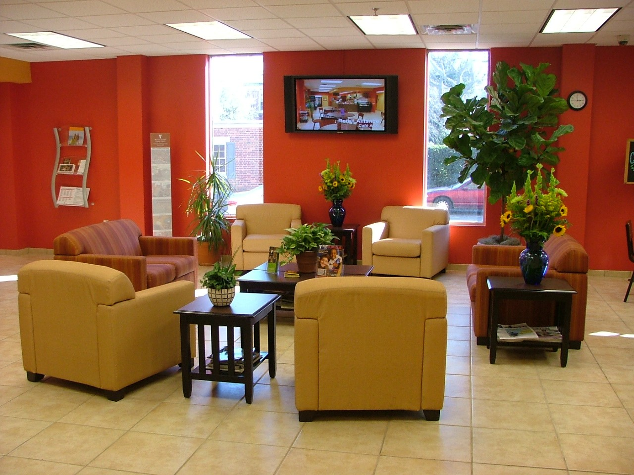 Contract Lounge Furniture