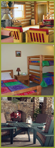 Camp Furniture that can turn into adult retreat center
