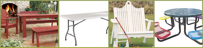 Outdoor Furniture for Your camps.