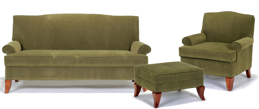 Contract Living Room. Durable