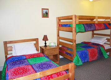 Wood Bunkbeds for Dorms