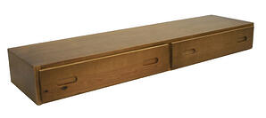 Wood Underbed Storage