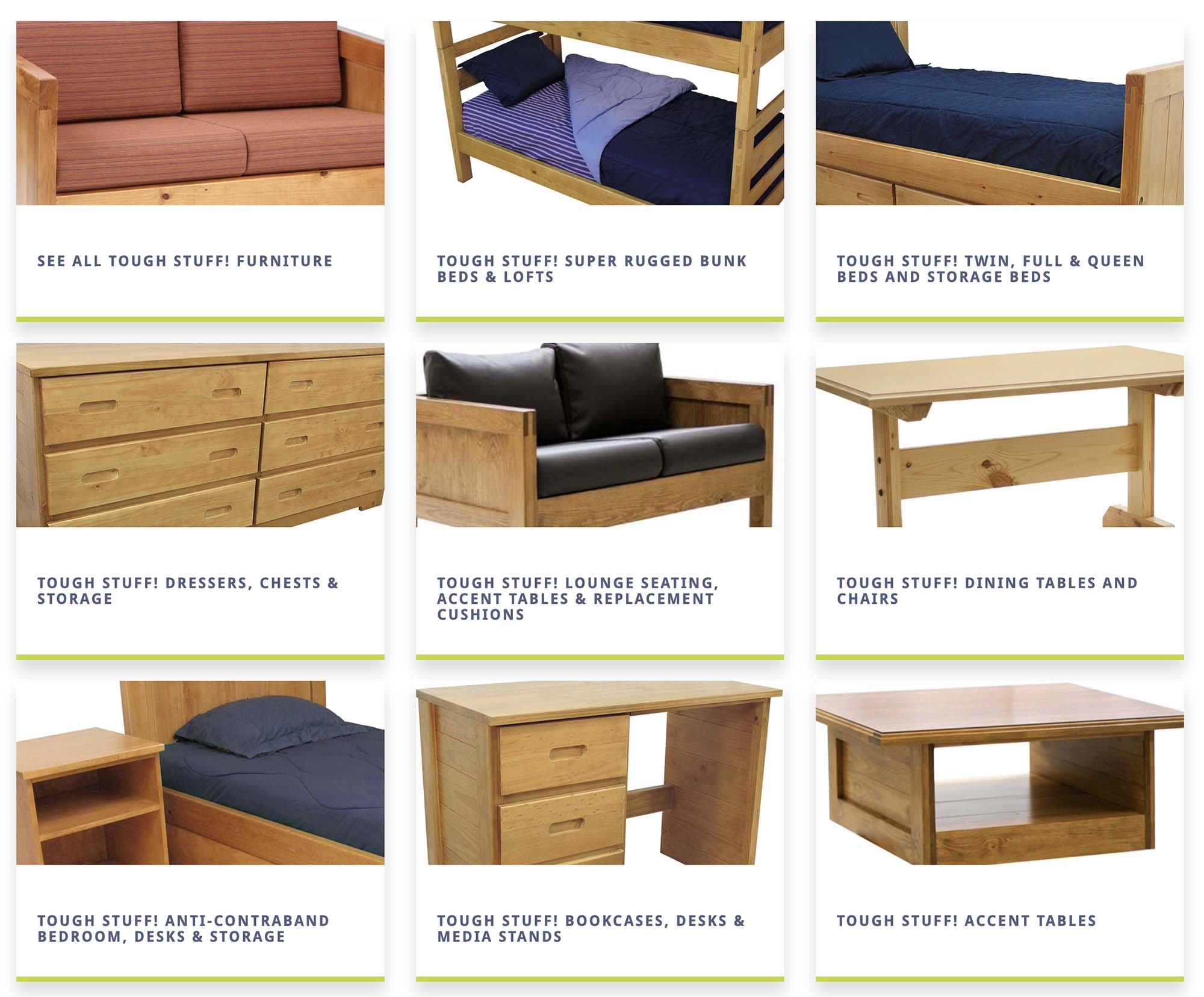 Tough Stuff _Wood Furniture