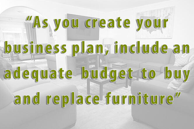 Furniture Investment