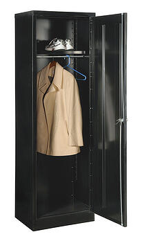 Metal Wardrobe Storage