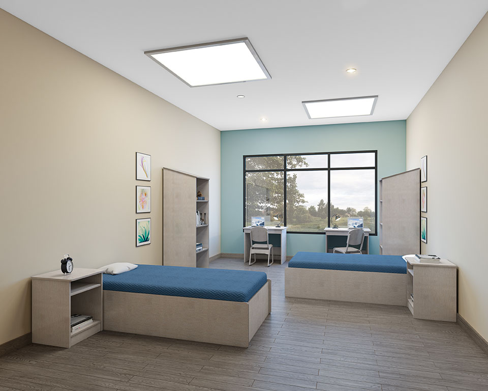 A new way of looking at healthcare furniture