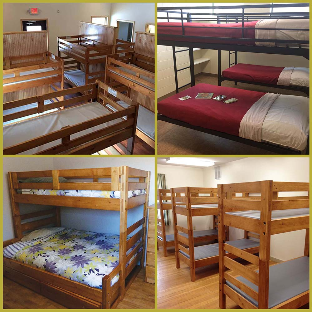 Durable_Wood_Metal_Beds for Camps Furniture.jpg